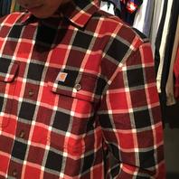CARHARTT USA のボタンシャツ、ヘンリーネックロンTEEが入荷しました。