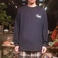 BENCH LONG SLEEVE TEE が入荷しました。