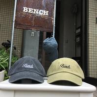 BENCH のオリジナルアイテムが入荷しました。