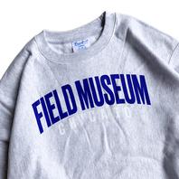 FIELD MUSEUM のアイテムが入荷しました。