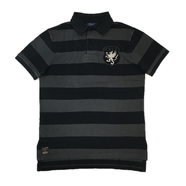 POLO RALPH LAUREN / CUSTOM-FIT COTTON RUGBY POLO