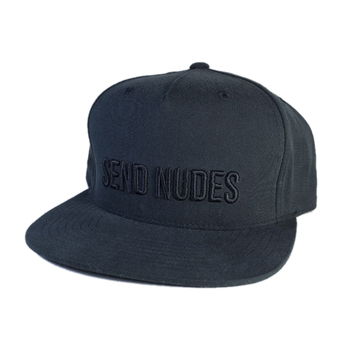HALL OF FAME / NUDE SNAPBACK CAP