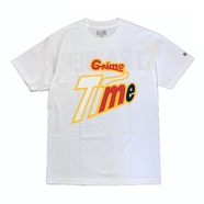 HALL OF FAME / GRIME TIME TEE (WHITE)