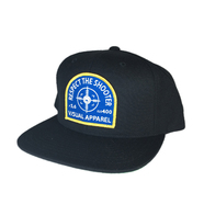 VISUAL / RESPECT THE SHOOTER SNAPBACK HAT