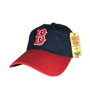AMERICAN NEEDLE / BLEACHER SEAT CAP (RED SOX)