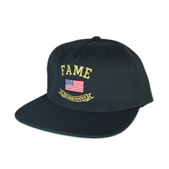 HALL OF FAME / CREST SNAPBACK CAP