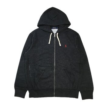 POLO RALPH LAUREN / FLEECE FULL-ZIP HOODIE