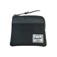 HERSHEL SUPPLY / JOHNNY WALLET (BLACK x DARK SHADOW)