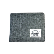 HERSHEL SUPPLY / HANK WALLET (RAVEN CROSSHATCH x BLACK)