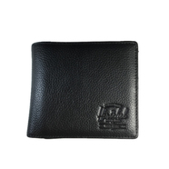 HERSHEL SUPPLY / HANK LETHER WALLET (BLACK) ¥ 10,800