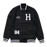 HUF / CLASSIC H VARSITY JACKET