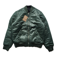 HUF / ELITE REVERSIBLE MA-1 JACKET