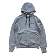 POLO SPORT / FLEECE ZIP HOODIE (GREY)