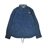 THE NORTH FACE / FORT POINT FLANNEL JKT (SHADY BLUE)