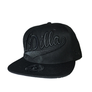 OKAY PLAYER / J Dilla CAP (Black Lettering)