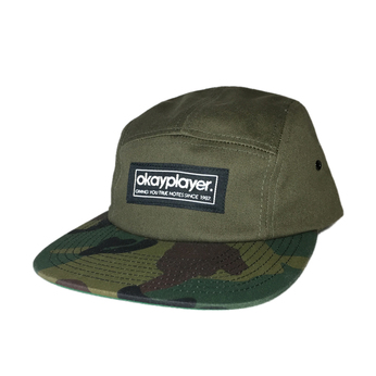 OKAY PLAYER / Ripstop 5 Panel Camper