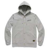 ACAPULCO GOLD / NATIONALS SNAP FRONT HOODIE