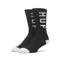 HUF / PERFORMANCE CREW SOCK (BLACK)