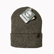 TIMBERLAND / JERSEY MARLED WATCH CAP (BROWN)