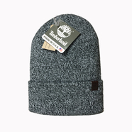 TIMBERLAND / JERSEY MARLED WATCH CAP (BLACK)