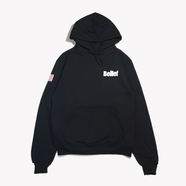 BELIEF / WORLD TRADE CHAMPION HOODY (BLACK)