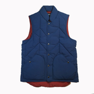 ONLY NY / QUILTED TRAIL VEST