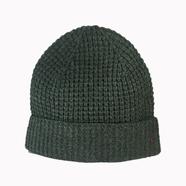 POLO RALPH LAUREN / Waffle-Knit Merino Wool Hat (OLIVE)