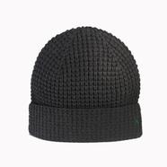 POLO RALPH LAUREN / Waffle-Knit Merino Wool Hat (BROWN)