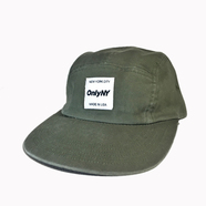 ONLY NY / MESSENGER 5PANEL CAP
