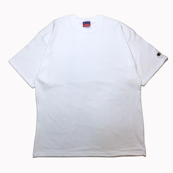 CHAMPION USA / HERITAGE TEE (WHITE)