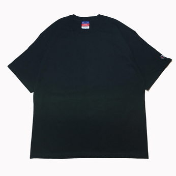 CHAMPION USA / HERITAGE TEE (BLACK)