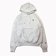 CHAMPION USA / REVERSE WEAVE HOODY (SILVER GREY)
