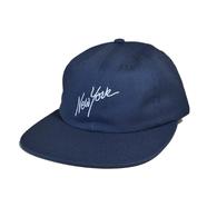 NOTHIN' SPECIAL / BIG CITY DREAM 6-PANEL CAP (NAVY)