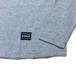 ACAPULCO GOLD / ARC RAGLAN LONG SLEEVE TEE (GREY)