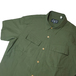 ACAPULCO GOLD / MILITARY SS FIELD SHIRT (OLIVE)