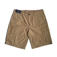 POLO RALPH LAUREN / CLASSIC FIT CARGO SHORTS (KHAKI)