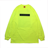 VISUAL / REPRINT LONG SLEEVE TEE