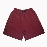 COBRA CAPS / NYLON SHORTS (MAROON)
