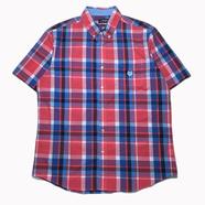 CHAPS / Plaid Button Down Shirt (RED)