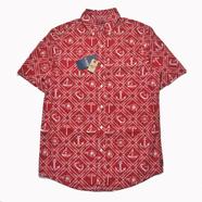 CHAPS / Nautical Button Down Shirt (RED)