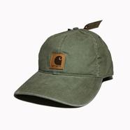CARHARTT / ODESSA CAP (OLIVE)