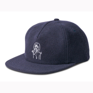 NUMBERS EDITION / 12:45 ANGEL-WOOL 5-PANEL