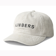 NUMBERS EDITION / WOODMARK-CORD 6-PANEL