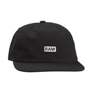 VISUAL / RAW Unstructured Hat