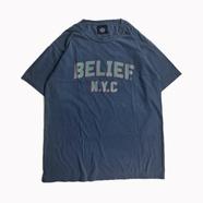 BELIEF / COLLEGE TEE (DENIM)