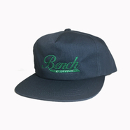BENCH / COFFEE LOGO CAP (NAVY)