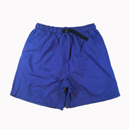 COBRA CAPS / NYLON SHORTS (BLUE)