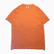 COMFORT COLORS / GARMENT DYED TEE (MANGO)