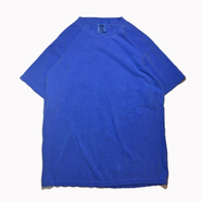 COMFORT COLORS / GARMENT DYED TEE (FLO BLUE)