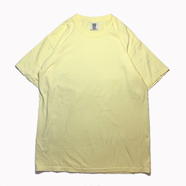 COMFORT COLORS / GARMENT DYED TEE (BANANA)
